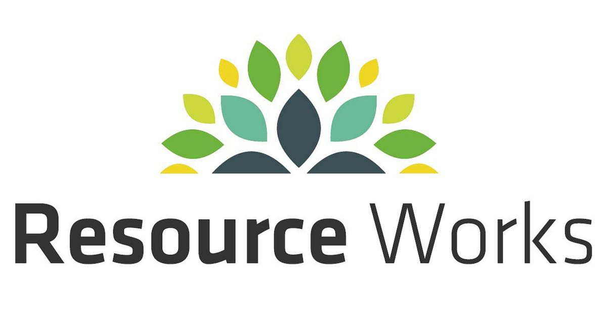 Image result for resource works logo