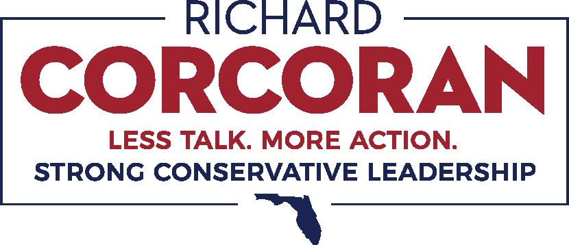 Speaker Richard Corcoran