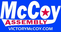 Rob McCoy for Assembly 2014