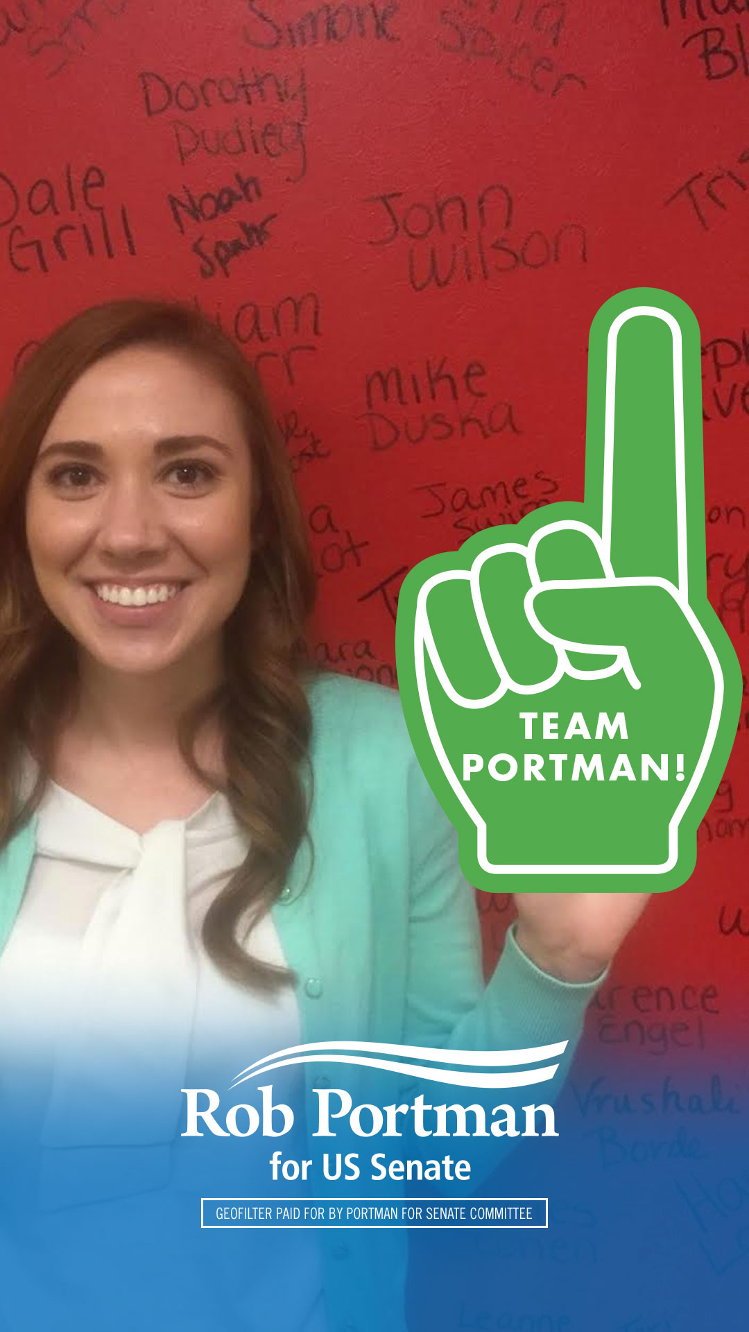 Team Portman!