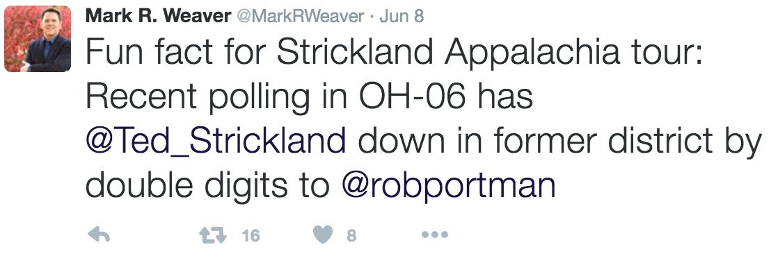 Mark Warner Tweet