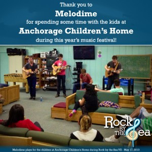 Melodime @ Anchorage