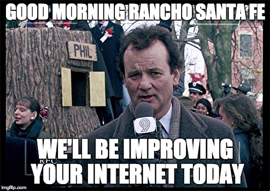 Groundhog Day for RSF