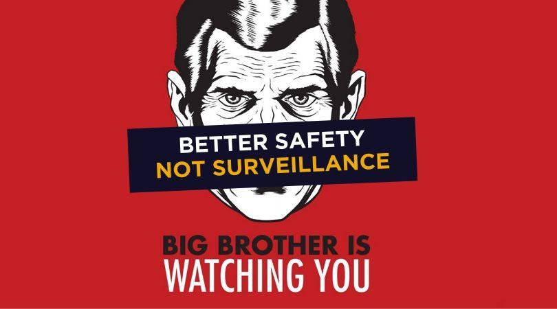 Safety - not surveillance