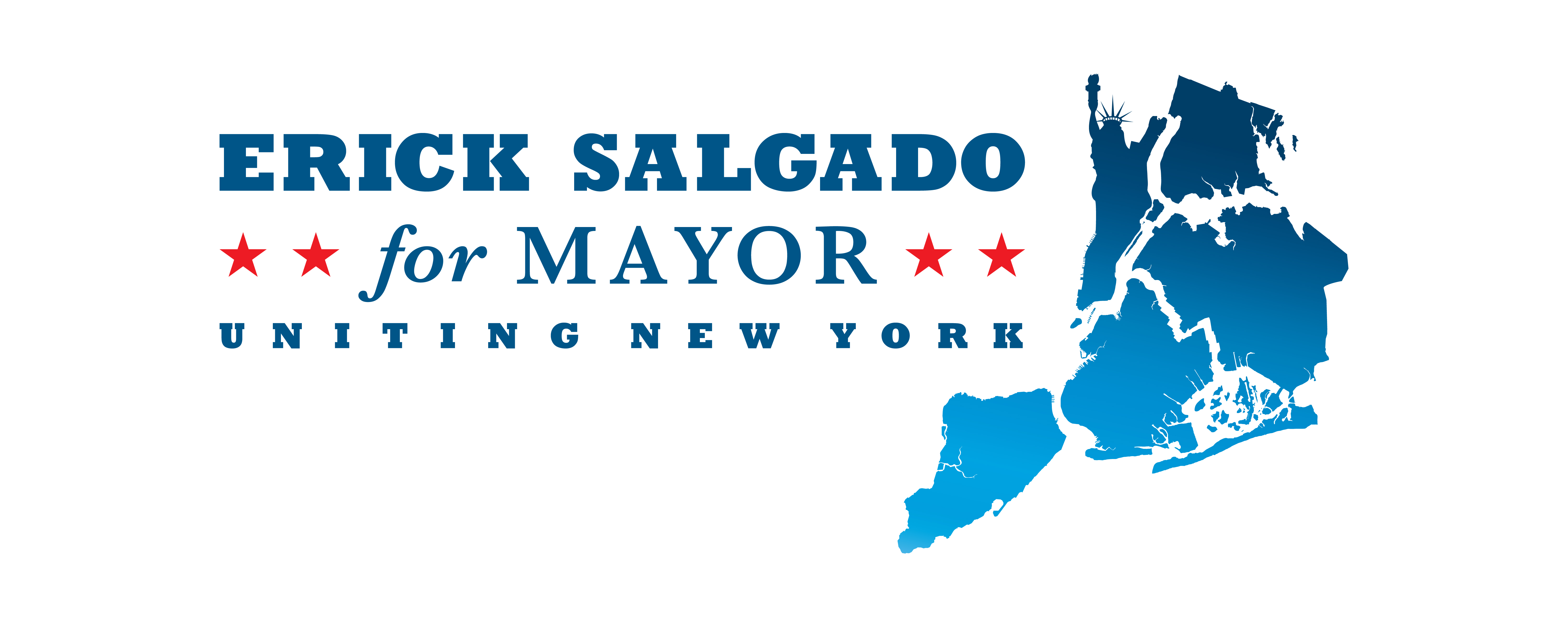 Erick  Salgado  for Mayor NYC 2013