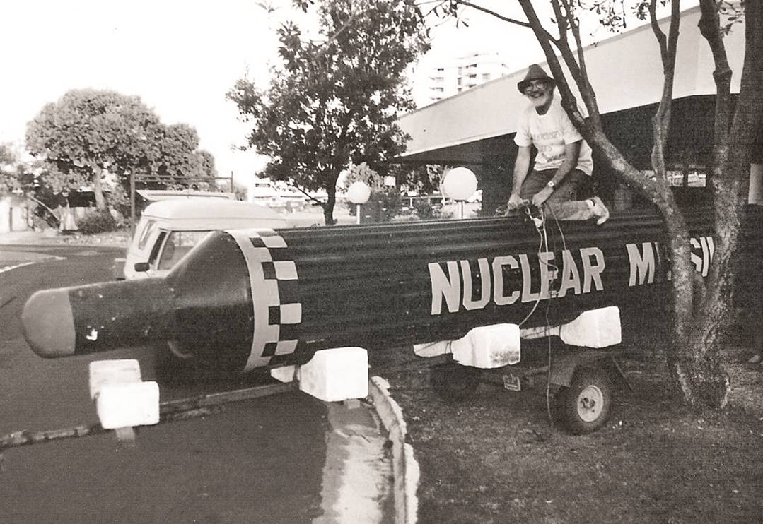 Des on the Nuclear Missile