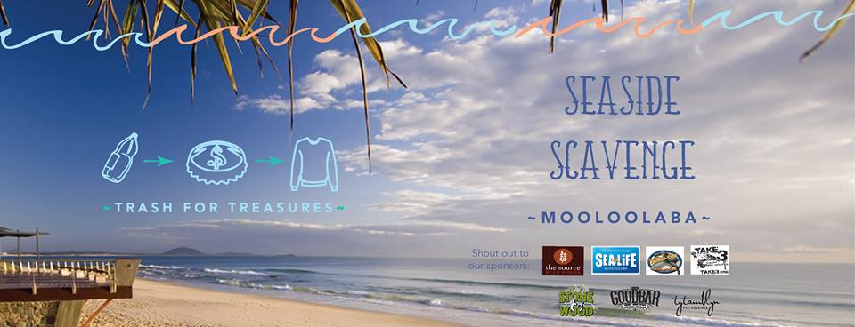 Seaside Scavenge Event