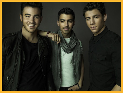the jonas brothers 2013