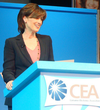 Anne Sweeney - Creative Commons - ©CES2009