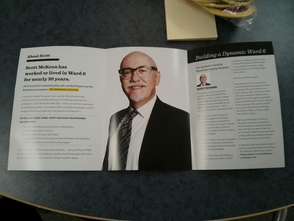 Scott McKeen Flyer Blitz