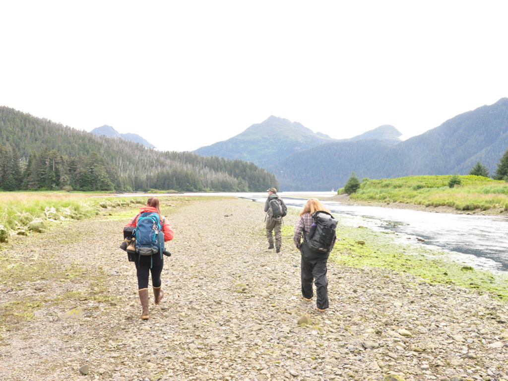 Sitka Conservation Audio Still: Back to Basics: An Alaskan Wilderness Experience