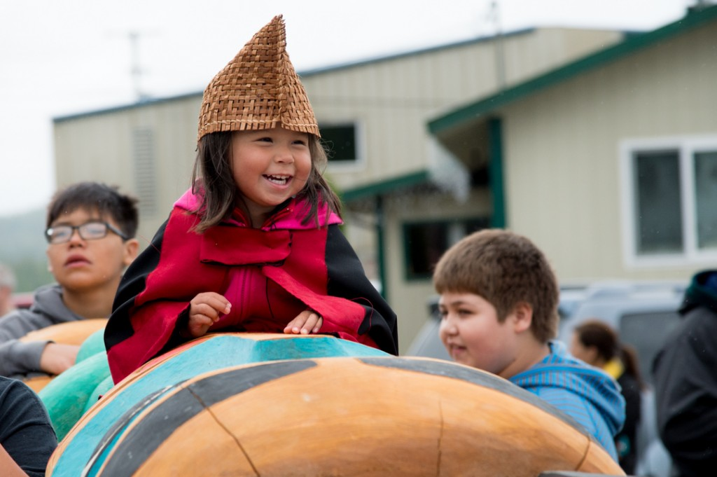 Photo for A Journey Home: A Canoe Movement in Southeast Alaska, Part 3 of a 4 Part Series