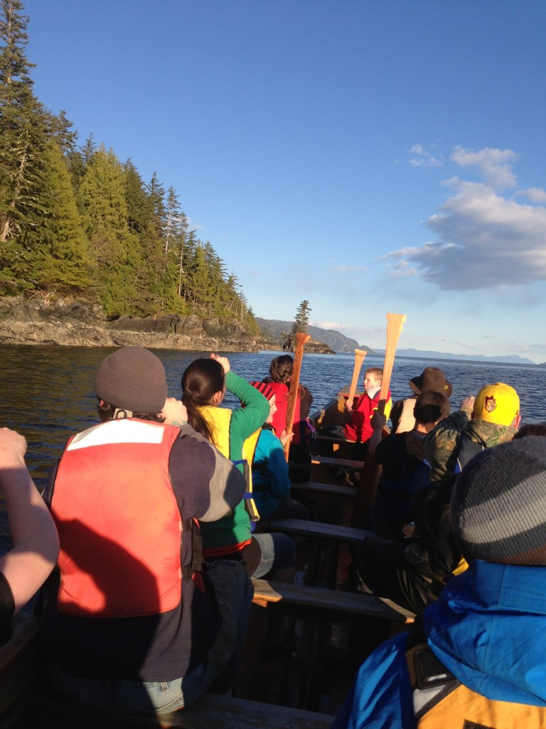 Canoe Journeys in Southeast Alaska: Part 2 of a 4 Part Series - Sitka Conservation Society