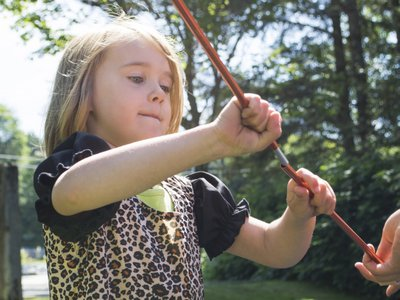 Photo for 4-H Learns Outdoor Skills