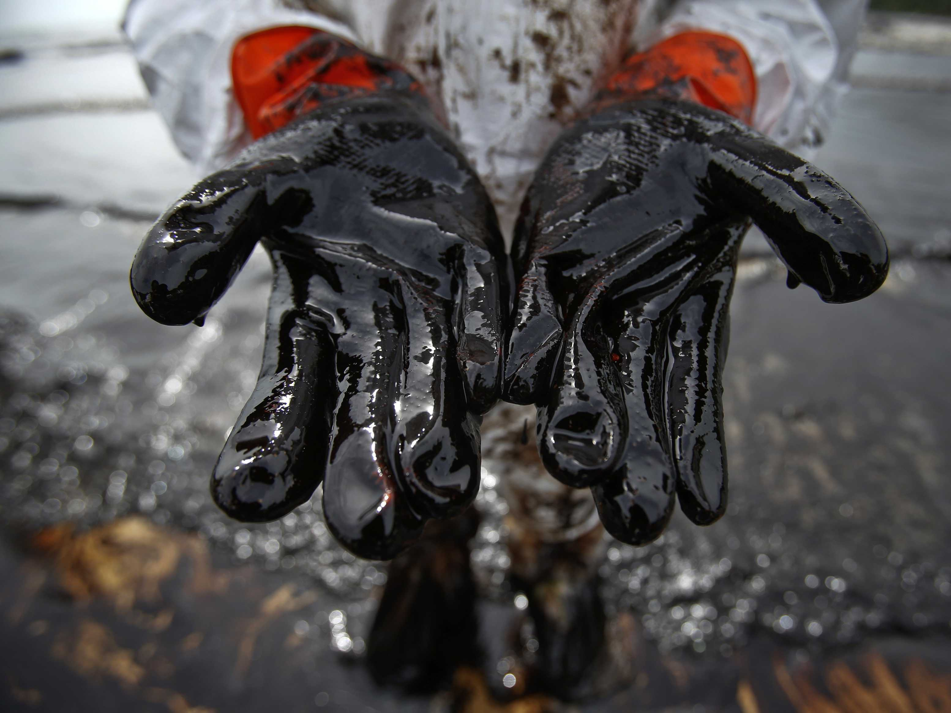 What the World Pays for Oil - Sitka Conservation Society