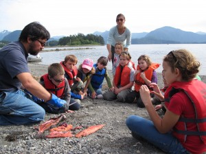 4-H Annual Fishing Clinic - Sitka Conservation Society