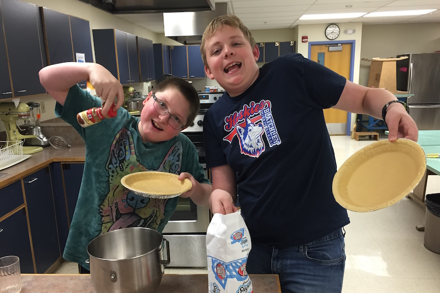 Photo for 4-H Blatchley Cooking Club Teaches Youth the Importance of Food and Community