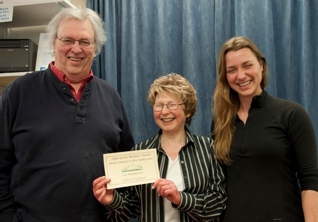 Photo for Now Accepting Nominations for 2018 Sitka Green Business Awards