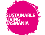 Sustainable Living Tasmania logo