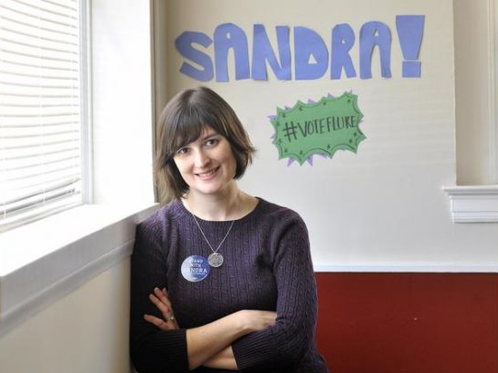 Los Angeles Register: Will Sandra Fluke's national fame turn into California State Senate seat?