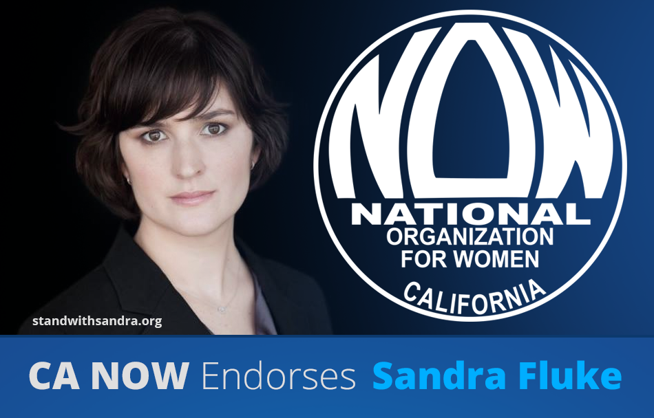 Women's Community Stands with Sandra, Endorses Fluke for State Senate
