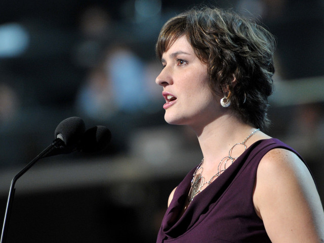 Bloomberg Businessweek: Sandra Fluke Tears Off Limbaugh's Label in California Campaign; 'She Really Upends the Race'
