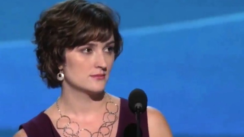 The Examiner: Sandra Fluke says