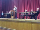 Big turn out for Yorketown Public Meeting