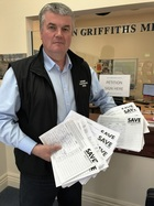Petition against Yorketown Hospital cuts presented to Parliament