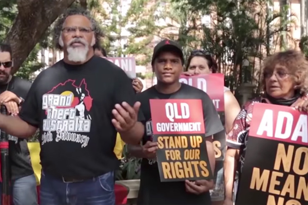 Traditional Owners have Adani in court