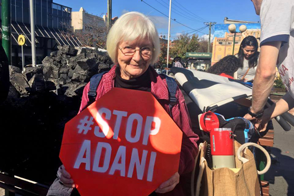 Cardinal Freeman Retirement Village joins #StopAdani fight