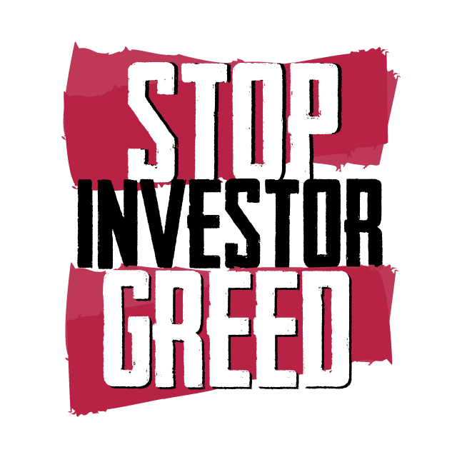 Stop Investor Greed in Richmond