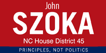 Szoka for NC House