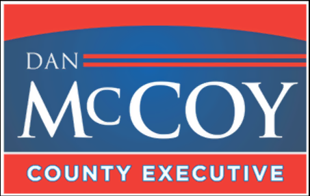 Daniel P. McCoy Albany County Executive