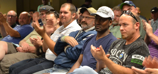 Teamsters at Sysco Vote 150-0 to Authorize a Strike Image