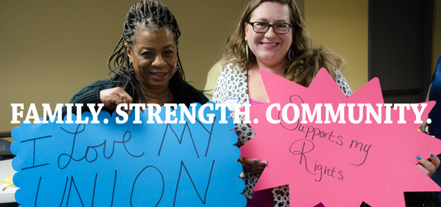 Our new website – family, strength, community – is live! Image