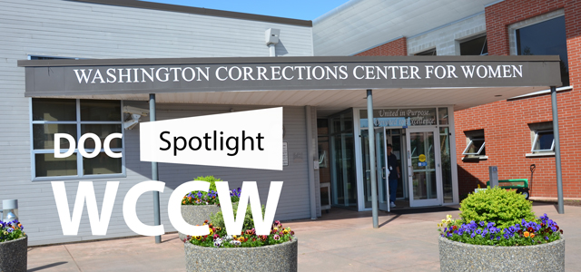 DOC Spotlight: Washington Corrections Center for Women Image