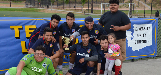 Safeway team wins back coveted soccer trophy in annual Local 117 tournament Image