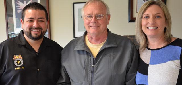 41-year Coke member Dale Ekstrom heads into retirement Image