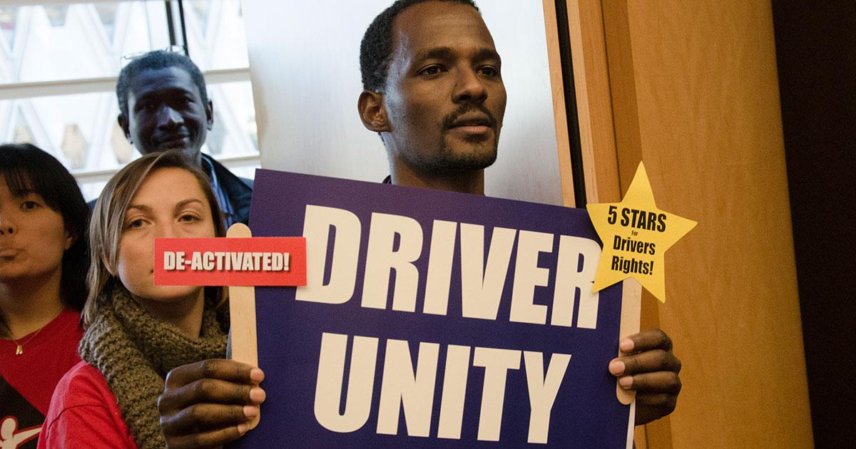 Welcome, Takele Gobena, New Union Representative Image