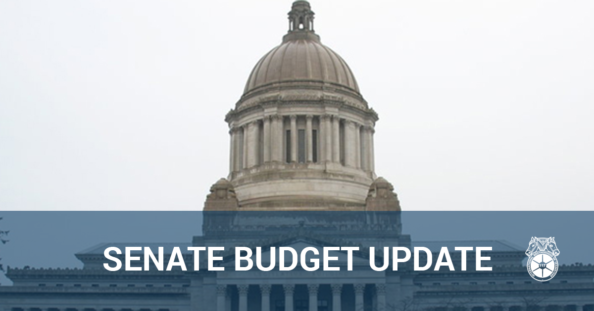 Senate Budget: The Good, the Bad, and the Ugly Image