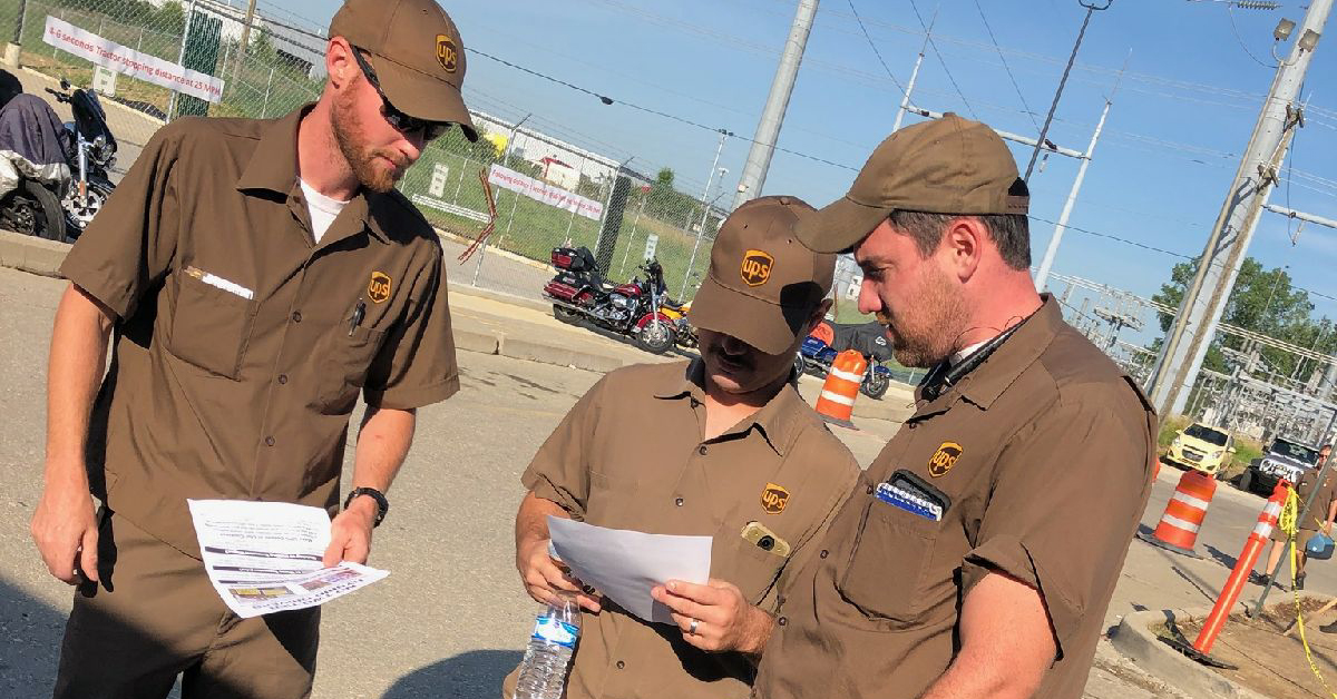 Ups Package Delivery Driver Pay >> New Contract Info From Ups Teamsters United Teamsters For
