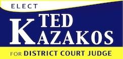 Ted Kazakos