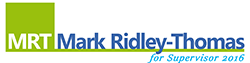 Website for Los Angeles County Supervisor Mark Ridley-Thomas, 2nd District.