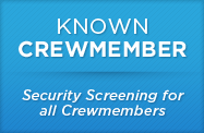 Known Crewmember - Security Screening for all Crewmembers