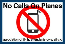 No Calls On Planes