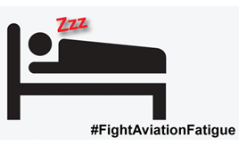 Fight Flight Attendant Fatigue