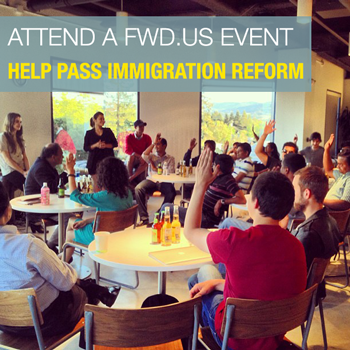 Join FWD.us for an event in your town