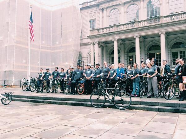 City Hall Bikes