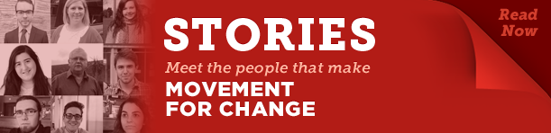 Meet the people that make Movement for Change